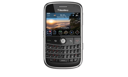 BlackBerry Bold Down Under