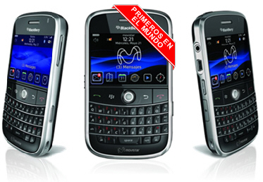 BlackBerry Bold Available in Chile!!