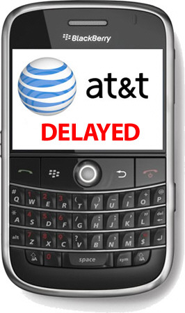 BlackBerry Bold Delayed until August?!