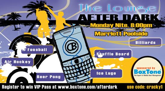 BoxTone Lounge After Dark