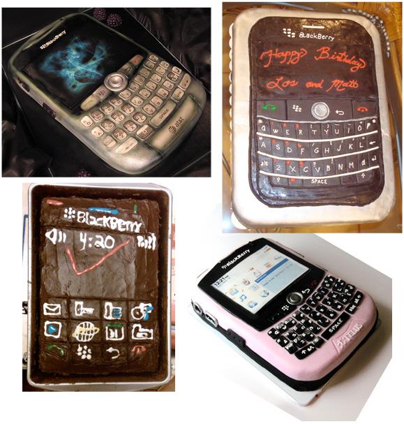 BlackBerry Cake Roundup