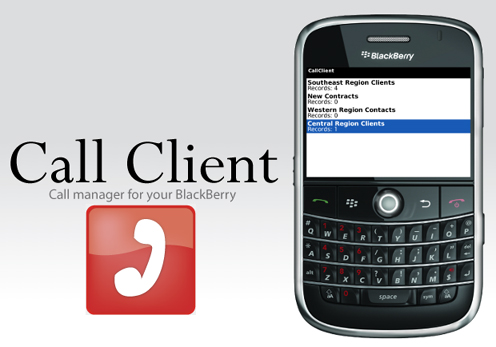 Call Client for BlackBerry