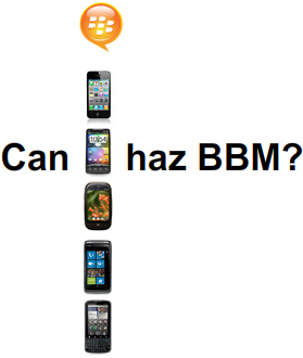 BBM for all?