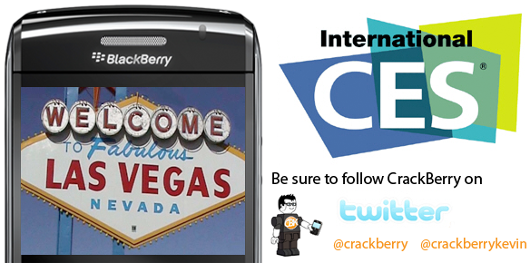 CrackBerry Goes to Vegas for CES2010