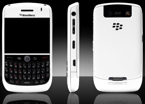 "Colorware Now Offering ""Parts Only"" For The BlackBerry Curve 8900"