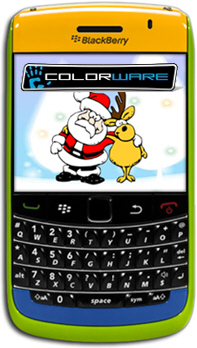 CrackBerry ColorWare Bold 9700 Winner!