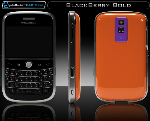 ColorWare BlackBerry Bold