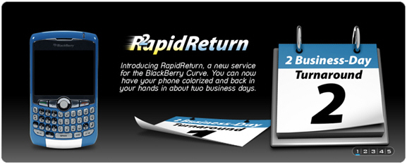 Colorware RapidReturn!