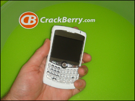 ColorWare Blackberry Curve