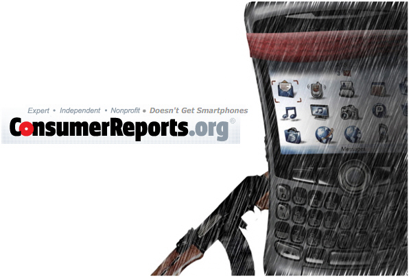 Consumer Reports Needs a CrackBerry Fix