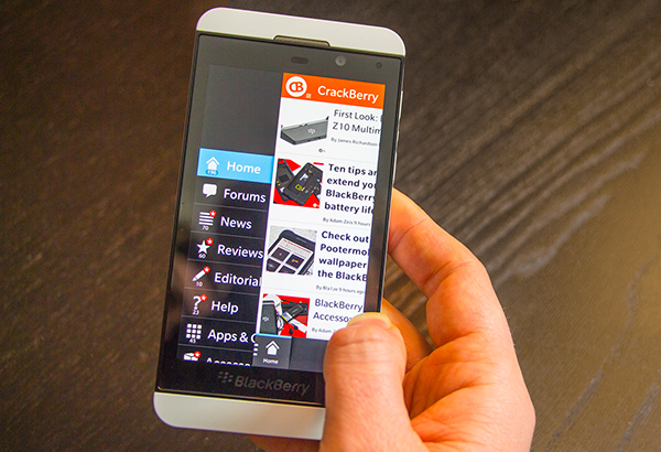 Become a Beta Tester for the CrackBerry 10 App!