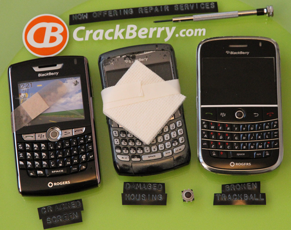 BlackBerry Repair Services Now Available!