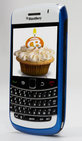 Win a ColorWare BlackBerry!