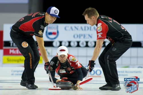 CrackBerry Curling w/ Team McEwen