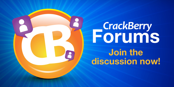 Download the FREE CrackBerry Forums App