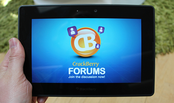 CrackBerry Forums for PlayBook App - Get it today!