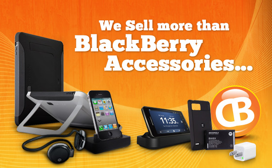 Introducing the CrackBerry SuperStore!