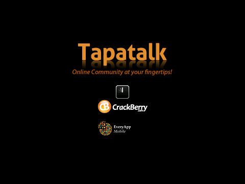 Tapatalk for BlackBerry