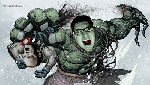 No Need CrackBerry Hulk Smash