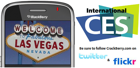 CrackBerry Goes to Las Vegas this Week!