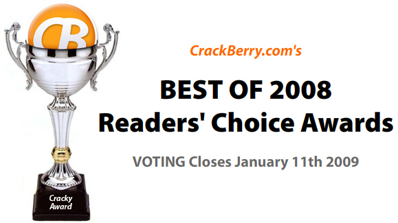 Best of 2008 Readers' Choice Awards