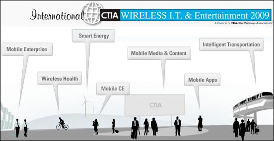 CTIA Wireless I.T. & Entertainment