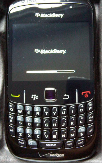 Verizon BlackBerry Curve 8530 Review