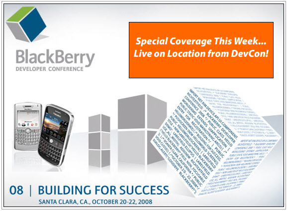 BlackBerry Developer Conference This Week!
