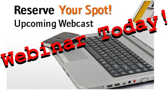 Developer Webinar Today!