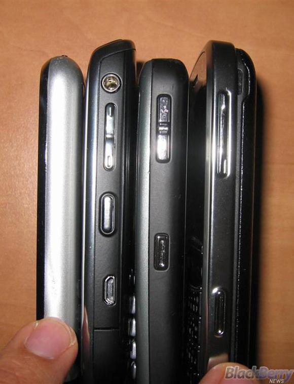 eBay BlackBerry Javelin