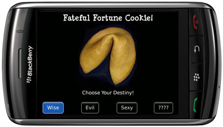 Fateful Fortune Cookie!