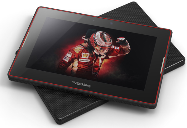 Ferrari BlackBerry PlayBook