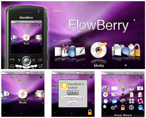 Get FlowBerry Today!