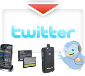 Follow @crackberry on twitter!