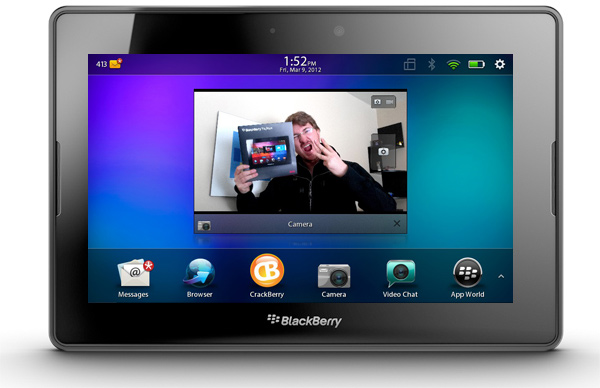 BlackBerry PlayBook Contest - Your 3rd Chance!