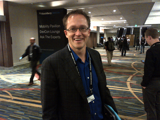 Gary Klassen, Inventor of BlackBerry Messenger