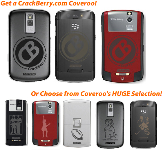 Get a CrackBerry.com Coveroo!