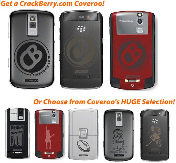 Get a CrackBerry.com Coveroo!