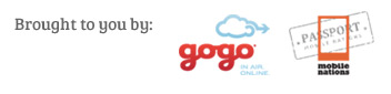 Thanks Gogo!