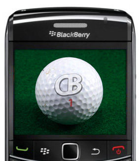 CrackBerry guide to BlackBerry golf apps