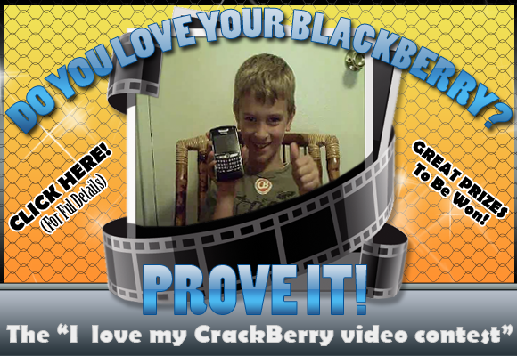 I Love My CrackBerry!