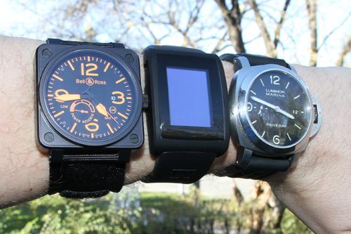 inPulse Smartwatch for BlackBerry