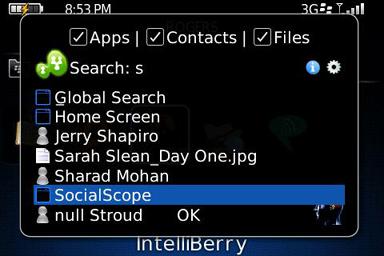 IntelliBerry
