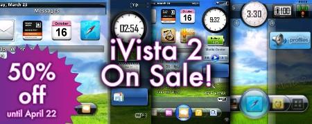 iVista 2 On Sale!