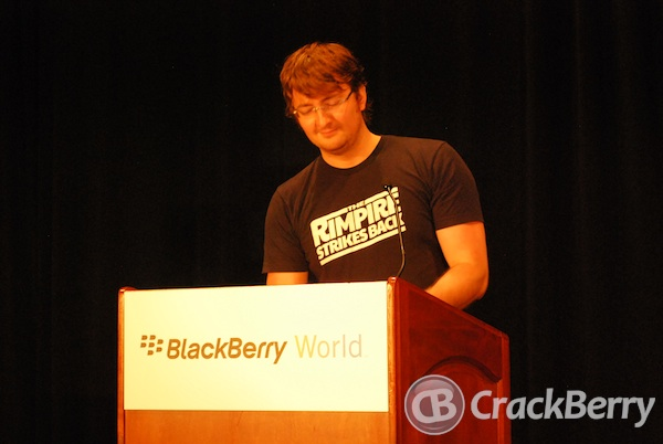 5 Important Observations from BlackBerry World 2012