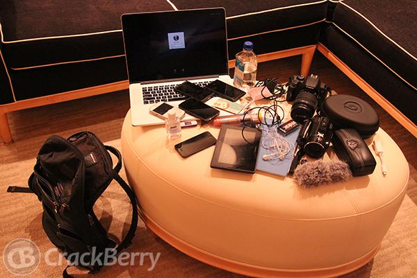 CrackBerry Kevin's Bag