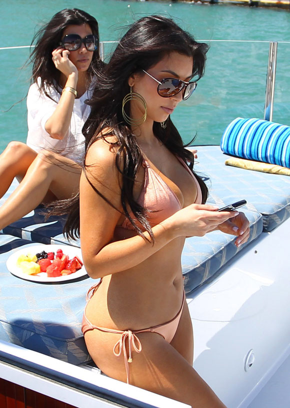 Kim Kardashian BlackBerry