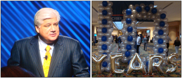 Mike Lazaridis and 10 Years of BlackBerry