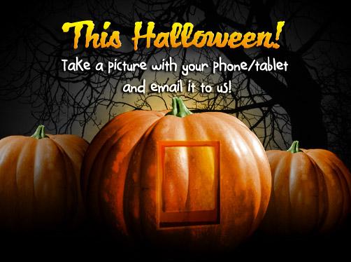 No Tricks, Just Treats Halloween Contest!