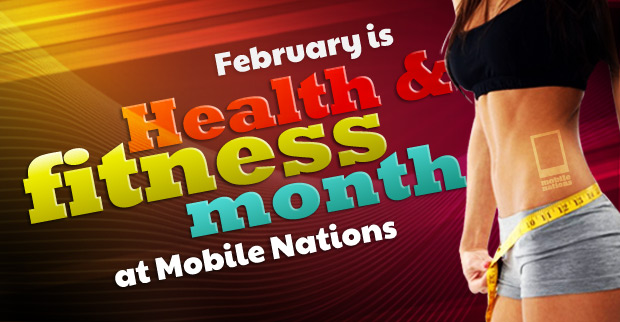 Health & Fitness Month at Mobile Nations!